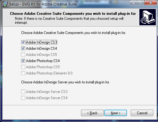 integrating plugin with adobe indesign and photosop